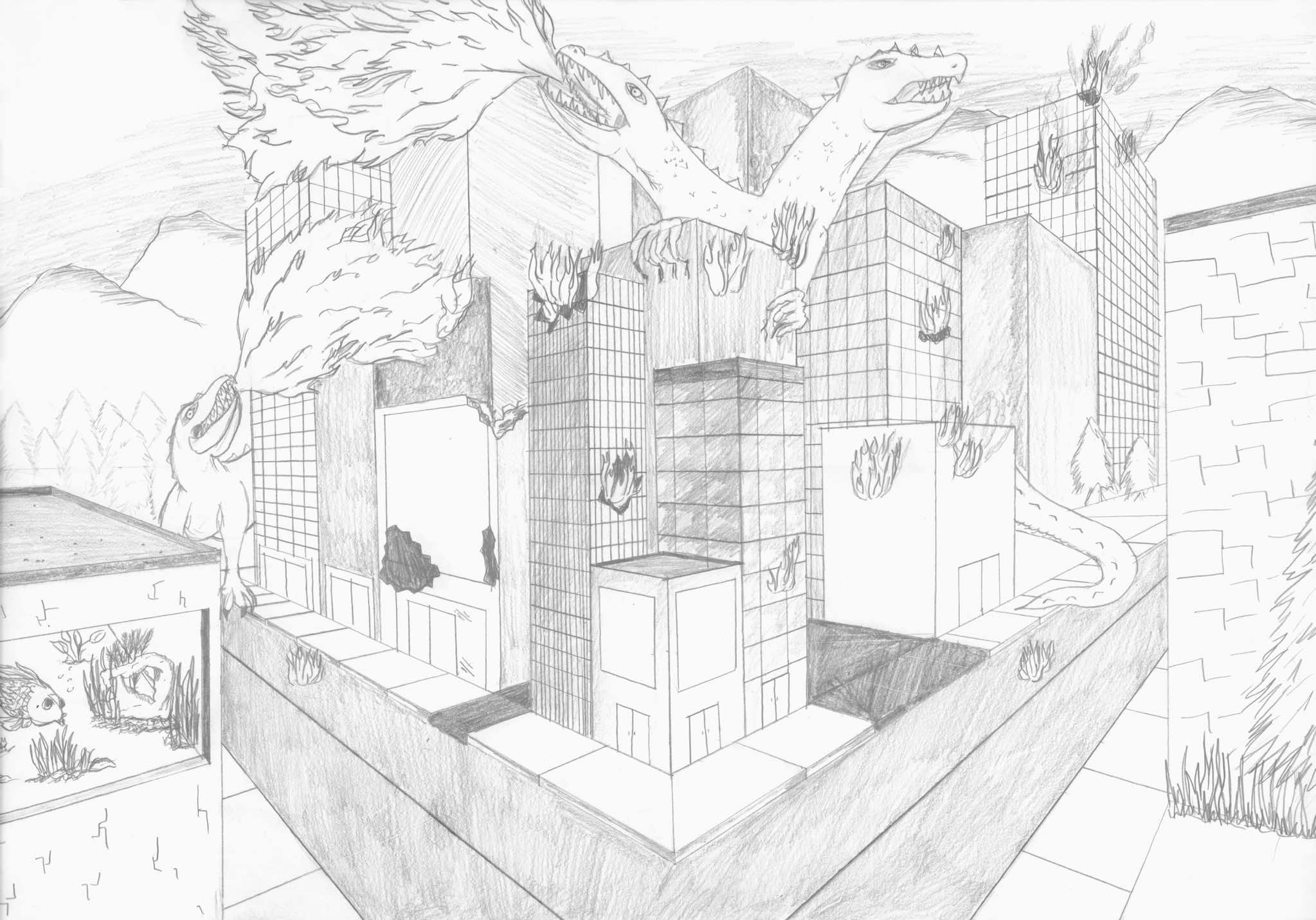 jghs 2015 2016 two point perspective